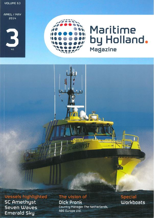 Maritime by Holland: April/May 2014